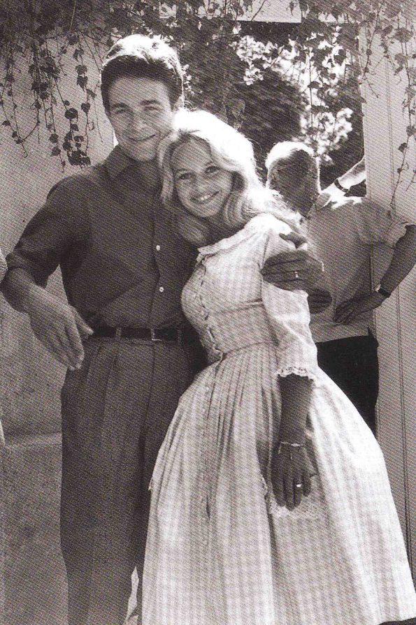Brigitte Bardot in wedding dress by Jacques Esterel 1959