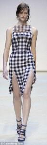 dress by Christopher Kane