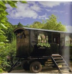 """""""showman's wagon"""" from the book """"Shed Chic"""""""