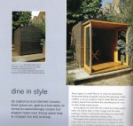 Dining Pavilion/Shed from book Shed Chic