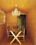 Interior of Dining Pavilion from Shed Chic