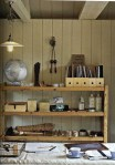 """organized shed from """"Shed Chic"""""""