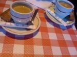 gingham tablecloth Paris