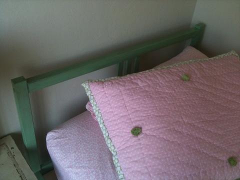 Benjamin Moore 564 Gumdrop Fjallse Ikea Bed